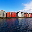 Cityscape of Trondheim, Norway — Stock Photo #7691658