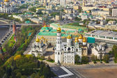 Moscow Kremlin - Russia — Stock Photo