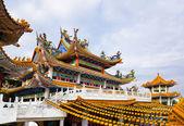 Thean Hou Temple at Kuala Lumpur Malaysia — Stock Photo