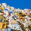 Foto de Stock  : Santorini view (Oia), Greece