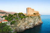 Fort at Dubrovnik, Croatia — Stock Photo