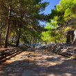 Stock Photo: Old town Phaselis in Antalya, Turkey