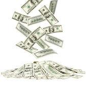 Many Money — Stock Photo