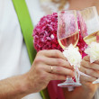 Stock Photo: Wedding celebration
