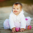 Cute baby — Stock Photo #6781829