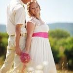Wedding couple — Stock Photo #6802579