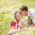 Wedding couple — Stock Photo #6850938