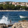 Adriatic Sea — Stockfoto