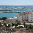 Split. Croatia — Stock Photo
