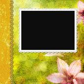 Album cover — Stock Photo