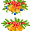 Christmas decoration — Stock Vector #7410222