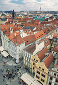 Old town in Prague — Stock Photo
