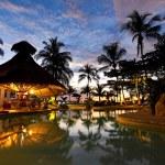 Costa Rica resort — Stock Photo #7824033