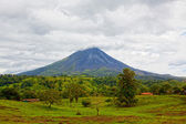 Volcano Arenal, Costa Rica — Stock Photo