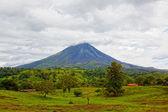 Volcano Arenal, Costa Rica — Stock Photo