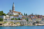 The Old Town of Rovinj, Croatia — Stock fotografie