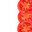 Stock Photo: Tomato slices