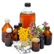 herbal medicine&quot — Stock Photo #6897992