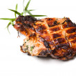 Grilled pork meat — Stock Photo