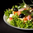 Healthy greek salad — Stock Photo #6817488