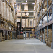 Industrial Warehouse — Stock Photo #6962608
