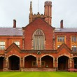Queen's University of Belfast - Stock Photo