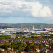 Belfast outskirts - Stock Photo