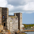 Carrickfergus Castle - Stock Photo