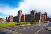 Queen's University of Belfast — Stock Photo