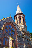 University Road Moravian Church — Stock Photo