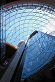 Cupola of shopping center — Stock Photo