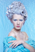 冷凍妖精 — ストック写真