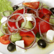 Greek salad — Stock Photo #7089364