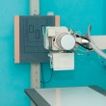 X-ray machine — Stock Photo