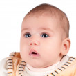 Portrait of a baby — Stock Photo #7849040