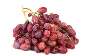 Pink grapes — Foto Stock