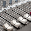 Sound mixer — Stock Photo #7729087
