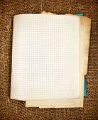 Copy-book — Zdjęcie stockowe