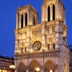 Notre Dame de Paris — Stock Photo #7003618