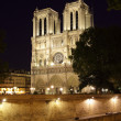 Notre Dame de Paris — Stock Photo #7140319