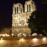 Notre Dame de Paris — Stock Photo #7140319