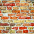 Ancient brick wall — Stock Photo #7140321