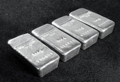 Precious metals trading. — Stock Photo