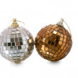 Christmas decorate ball — Stock Photo