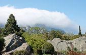 Mount Ai-Petri, Crimea, Ukraine — Stock Photo