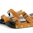 Child's sandals — Stock Photo
