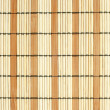 Stock Photo: Pattern of bamboo placemat