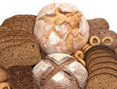 Still life of Bread — Stock Photo