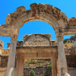 Temple of Hadrian, Ephesus, Turkey — Stock Photo #6844942