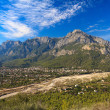 Stock Photo: Taurus Mountains in Goynuk, Turkey